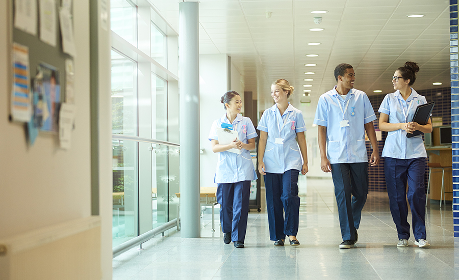 UK Hospitals Receive Funding
