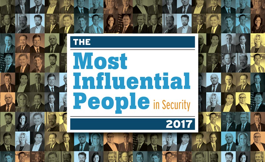 The Most Influential People in Security 2017