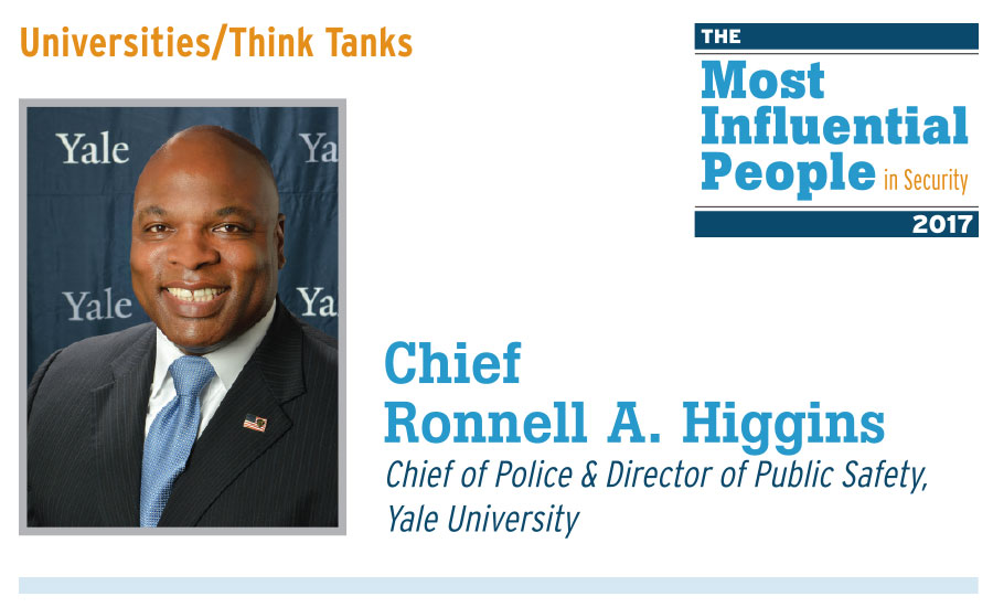 Chief Ronnell A. Higgins