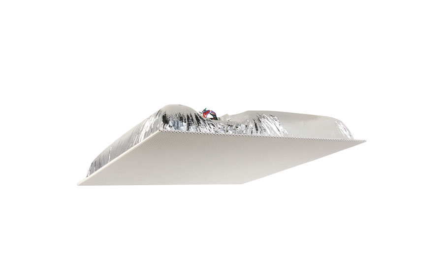 Built for Easy Ceiling Installation and Configuration