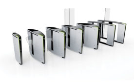 Boon Edam's Speedlane Lifeline optical turnstile series - Security Magazine