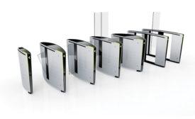 Boon Edam's Speedlane Lifeline optical turnstile series - Security Magazine