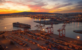 Port of Long Beach - Security Magazine