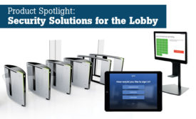 Security Solutions for the Lobby - Product Spotlight - Security Magazine