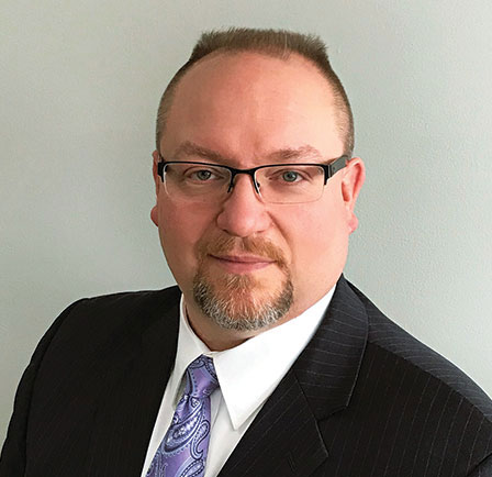 Tim Sutton, director of security at GHG Management - Security Magazine