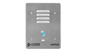 AOP530 from Louroe Electronics - Security Magazine