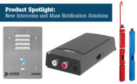 Product Spotlight: New Intercoms and Mass Notification Systems - January, 2018 - Security Magazine