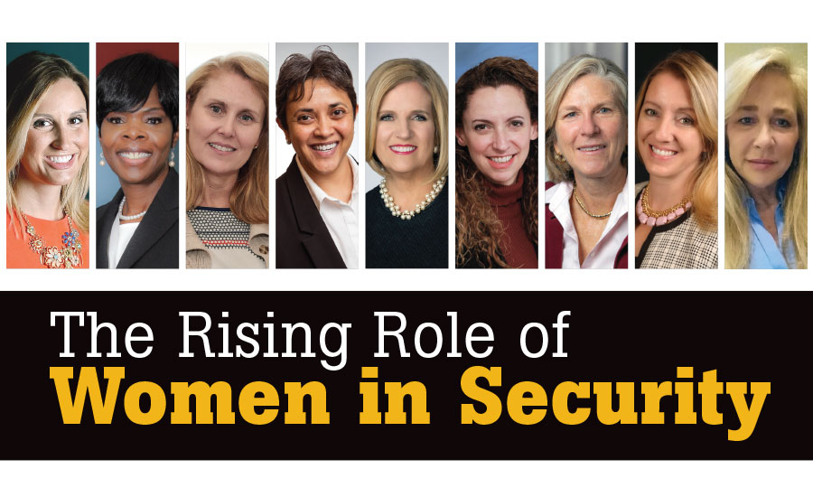 Rising Role of Women in Security