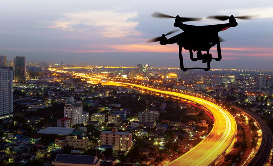Drones A Security Tool Threat And Challenge 2018 03 09