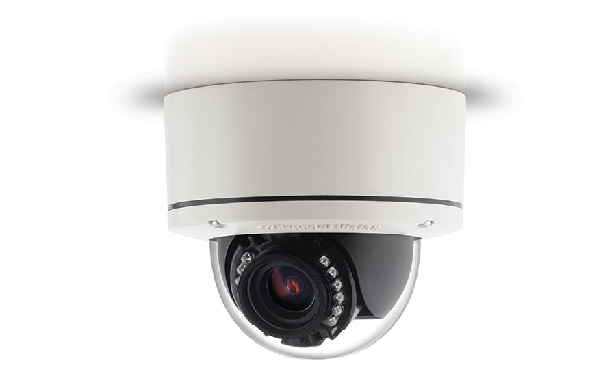 Arecont Vision MegaDome UltraHD Camera - Security Magazine
