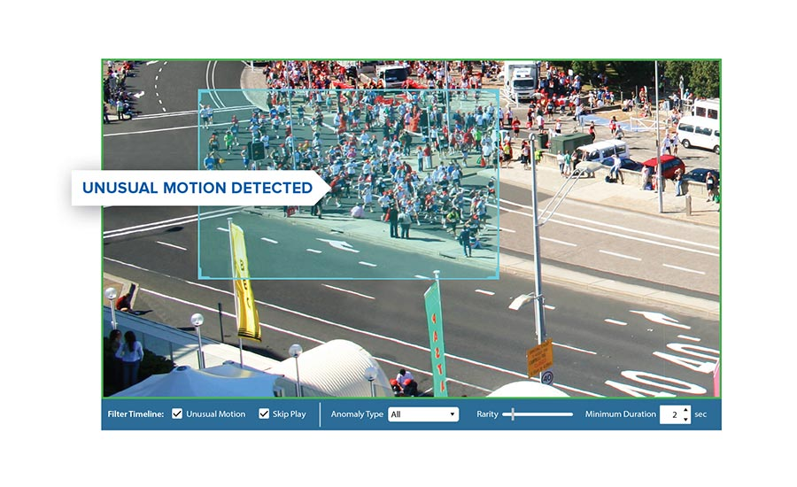 Avigilon Unusual Motion Detection (UMD) Technology - Security Magazine