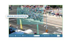 Aviglion Unusual Motion Detector Technology UMD - Security Magazine