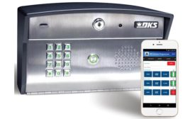 Doorking 1812i residential telephone entry system - Security Magazine