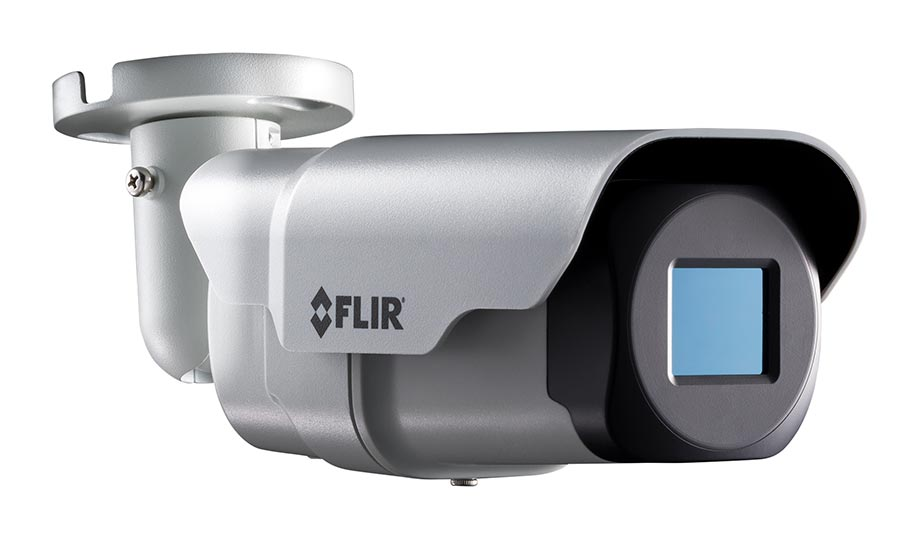 Flir FB-Series ID Fixed Bullet Thermal Security Camera - Security Magazine