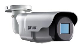FB-Series ID fixed bullet thermal security camera from FLIR Systems, Inc. - Security Magazine