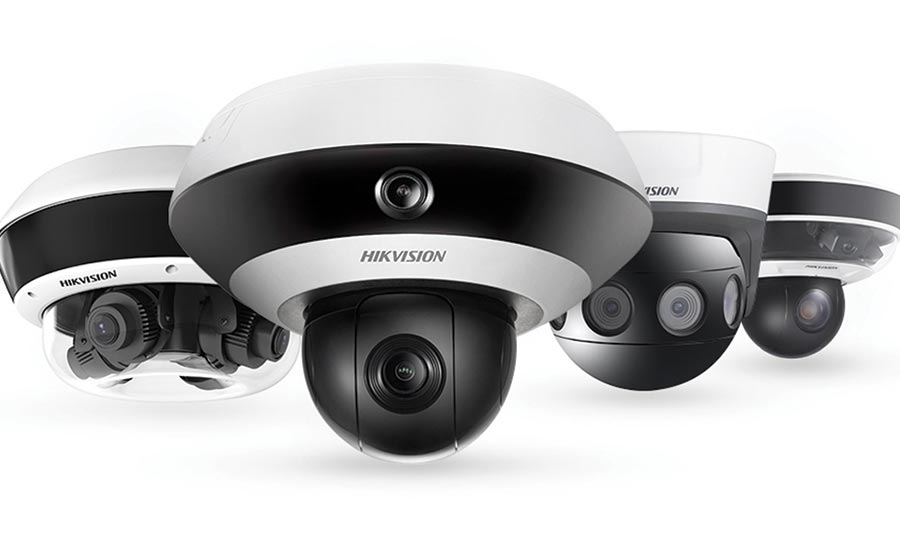 Hikvision PanoVu Multi-Sensor Cameras - Security Magazine