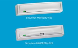 Securitron M680E Series Magnalock with EcoMag technology from ASSA ABLOY - Security Magazine