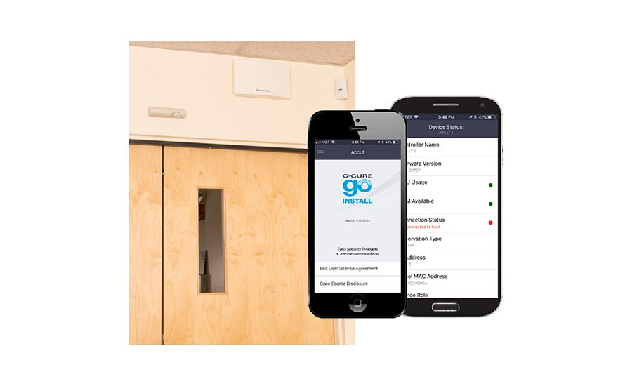 Software House C•Cure Go Install Mobile App - Security Magazine