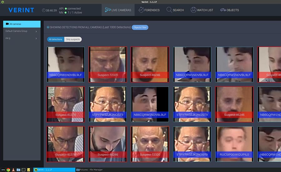 Verint FaceDetect - Security Magazine