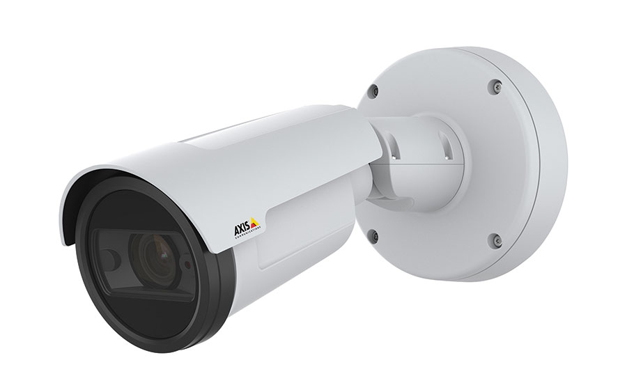 AXIS P1448-LE Network Camera from Axis Communications - Security Magazine