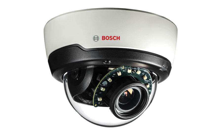 The IP4000i, IP 5000i and IP6000i cameras from Bosch