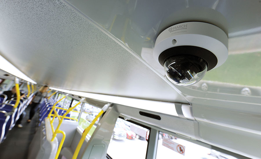 Mobile IP Cameras from March Networks - Security Magazine