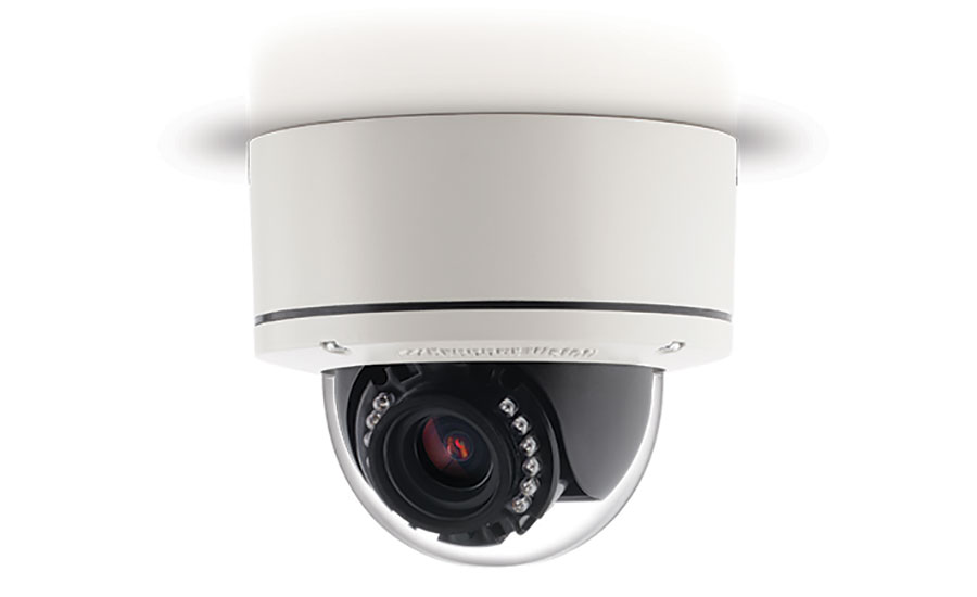 MegaDome UltraHD from Arecont Vision - Security Magazine