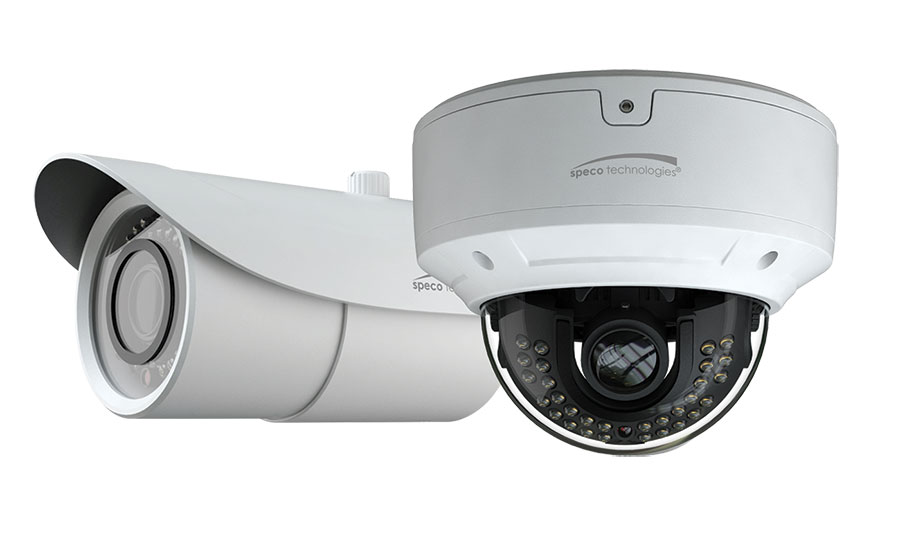 IP cameras from Speco Technologies
