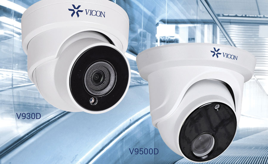Turret Cameras from Vicon - Security Magazine