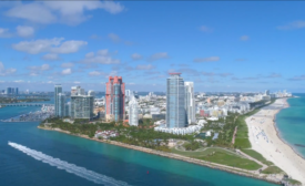South Beach Florida Condominium deploys VMS, integrated security and facial recognition