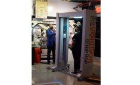 Hip Hop Museum New York installs human vital sign and temeprature scanner for COVID-19 response
