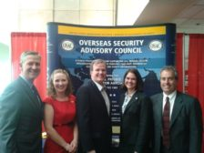 On the Trail of OSAC: ASIS International 2012