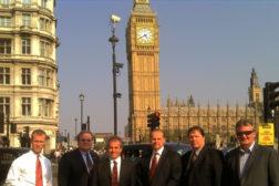 OSAC in London
