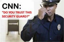 Security Officer CNN