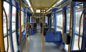 mass transit antimicrobial air treatment approved