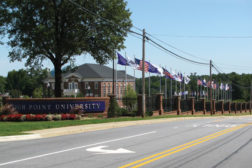 Fences at High Point University