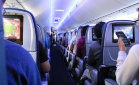 Unruly passengers on airplanes cause incidents of workplace violence