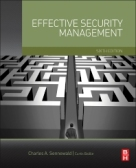 Effective Security Management, 6th Edition