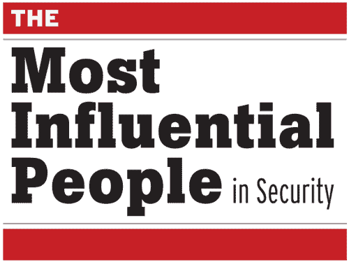 The Most Influential People in Security