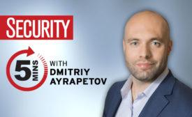 5 mins with Dmitriy Ayrapetov