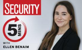 5 minutes with Ellen Benaim