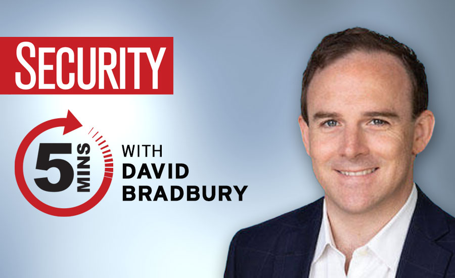 5 minutes with David Bradbury – Hiring globally to prevent security burnout