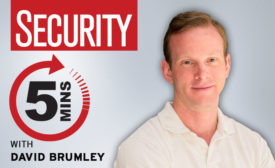 5 mins with Dr. Brumley
