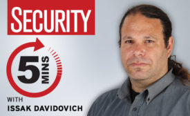 5 mins with Davidovich