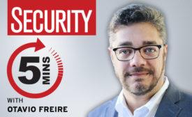5 mins with Otavio Freire