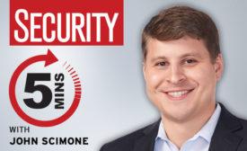 5 mins with John Scimone