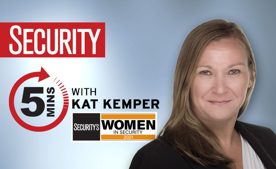 5 minutes with Kat Kemper – Using security technology within healthcare to minimize risk, increase efficiency and reduce costs
