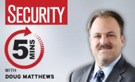 5 mins with Doug Matthews