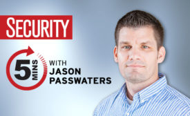 5 minutes with Passwaters