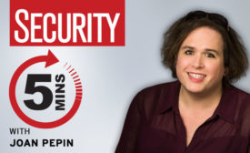 5 mins with Joan Pepin